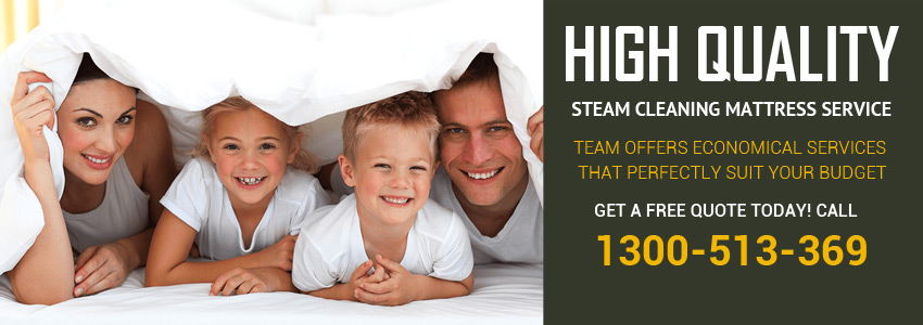 Mattress Steam Cleaning Upper Crystal Creek
