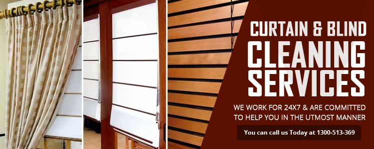 Curtain and Blind Cleaning West Woombye