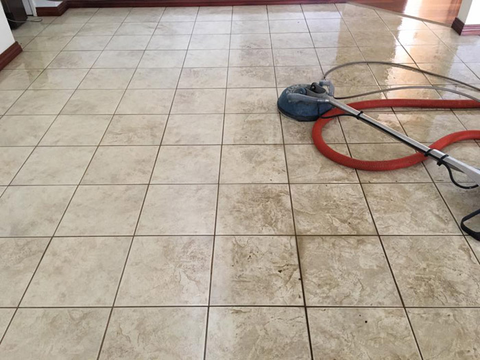 Tile and Grout Cleaning Upper Freestone
