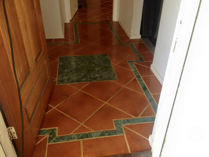 Tile and Grout Cleaning Chambers Flat